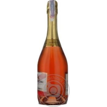 Вино игристое Bagrationi розовое полусладкое 12% 0,75л - купить, цены на МегаМаркет - фото 7