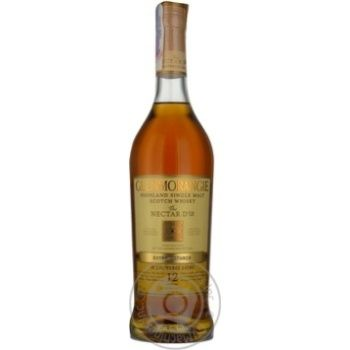 Виски Glenmorangie Nectar d'Or 12 лет 46% 0.7л - купить, цены на Novus - фото 4