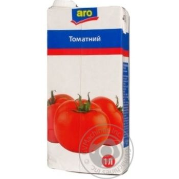 Сок Аро томатный 1000мл Украина