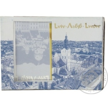Комплект листівок Балтия-Друк 10,5*14,8 - купить, цены на Novus - фото 2