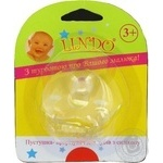 Soother Lindo silicone for children from 3 months Thailand