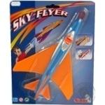 Літак-рогатка Скай Флаєр 2 види 25см 7200061 Simba 5+
