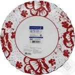 Тарілка Luminarc Alcove Red десертна 205мм