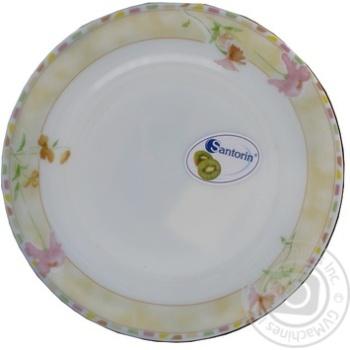 Тарілка мілка Santorin Romance 200мм FBP-80-28