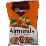 Nuts almond Faeton salt 100g Ukraine