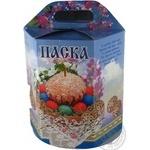 Кекс Святковий пасхальний Київхліб в коробці 500г