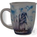 Чашка  400мл S&T Парусник 2094