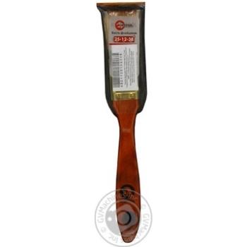 Пензлик флейцевий InterTool 25*12*38мм