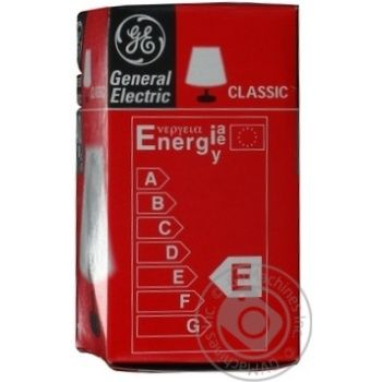 Bulb General electric e27 40w 230v - buy, prices for Novus - image 4