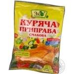 Приправа Эко куриная вкусовая 90г Украина