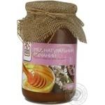 Мед Fine Food гречневый натуральный 1200г