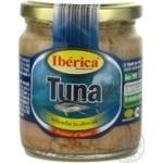 Fish tuna Iberica canned 230g