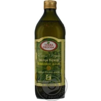 Масло оливковое Terra Delyssa Extra Virgin 1л