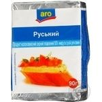 Cheese product Aro processed 50% 90g Ukraine