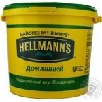 Mayonnaise Hellmanns 5000ml Russia