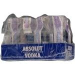 Absolut Vodka 40% 0,05l