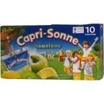 Juice-containing drink Capri-Sonne Champions 10х200ml Ukraine