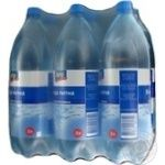 Вода Аро сильногазована пластикова пляшка 2000мл