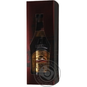 Cognac Tov proshansky cognac factory 40% 5yrs 500ml in a box