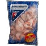 Морепродукты креветка Флагман замороженная 1000г Украина