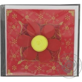 Листівка ручної роботи Балтия-Друк 10,5*20,5 - купити, ціни на Novus - фото 4