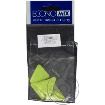 Eraser Economix for pencil 4pcs