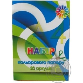 Paper Tetrada 20pcs - buy, prices for Novus - image 5