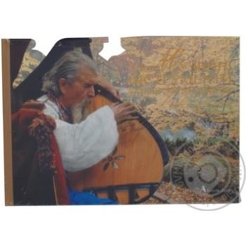 Фотоальбом Музичні інструменти українського народу Балтия-Друк 215*150