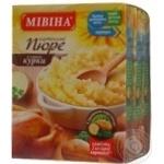 Пюре картопляне з куркою Мівіна 240г