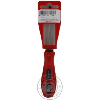 Викрутка шліцева SL3x75мм InterTool VT-3101 - купить, цены на Novus - фото 4