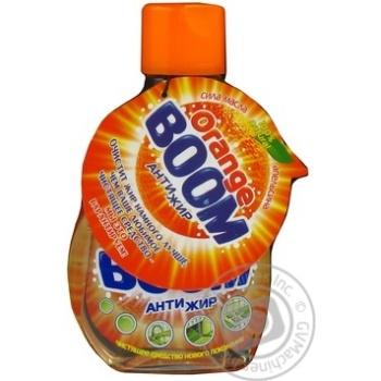 Средство Orange Boom для чистки 250мл - купить, цены на Ашан - фото 5