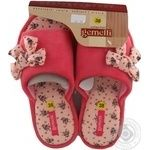 Взуття домашнє жіноче Gemelli Сабіна