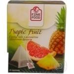 Смесь чаев Файн Фуд Тропик фрут с ароматом тропических фруктов 1.5г х 20шт