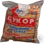 Цукор АТА тростинний коричневий порційний в стіках 5г х 200шт Україна