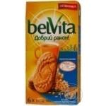 Печенье Бельвита Доброе Утро мультизлаковое 300г