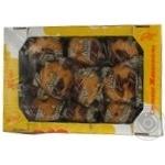 Fruitcake Jako with chocolate 1000g Ukraine