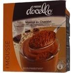 Смесь Нестле Шоколадный мусс сухая для приготовления десертов 1кг Австрия