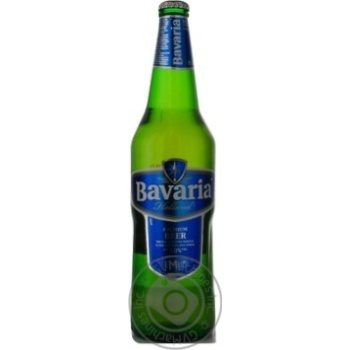 Beer Bavarіa light 5% 660ml glass bottle Holland