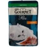 Консерва для котів Gourmet Perle Кролик 85г