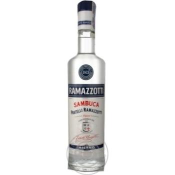 Ликер Ramazzotti Sambuca анисовый 38% 0,7л - купить, цены на СитиМаркет - фото 2