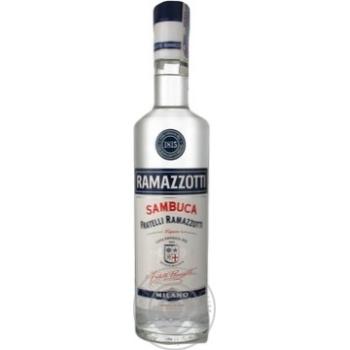 Ликер Ramazzotti Sambuca анисовый 38% 0,7л - купить, цены на СитиМаркет - фото 5