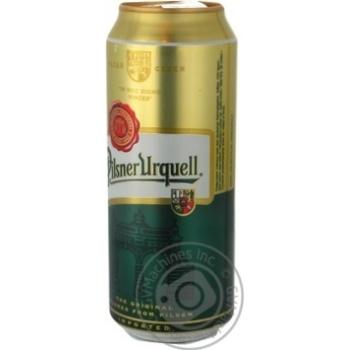 Пиво Pilsner Urquell світле 4,4% 0,5л - купити, ціни на Метро - фото 3