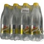 Напиток Швепс Индиан Тоник безалкогольный сильногазированный на ароматизаторах пластиковая бутылка 12х500мл