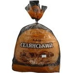 Хлеб Киевхлеб Крестьянский пшеничный 1500г Украина