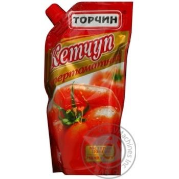 Ketchup Torchyn 300g doypack Ukraine
