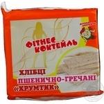 Хлібці Фітнес коктейль Хрумтик пшенично-гречані 99г