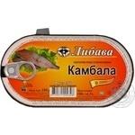 Камбала Либава в масле 180г Латвия - купить, цены на Novus - фото 6