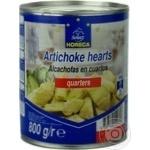 Vegetables artichoke Horeca select canned 800g can