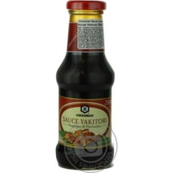 Kikkoman Yakitori soy sauce 250ml