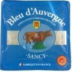 Сир блю де овернь охолоджена 45% 125г Франція